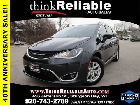 2020 Chrysler Pacifica for sale at RELIABLE AUTOMOBILE SALES, INC in Sturgeon Bay WI