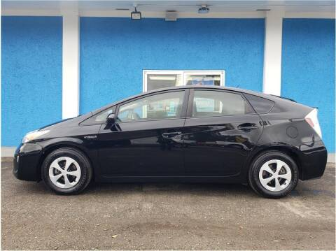 2015 Toyota Prius for sale at Khodas Cars in Gilroy CA