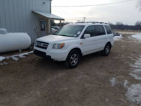 2007 Honda Pilot for sale at Craig Auto Sales in Omro WI