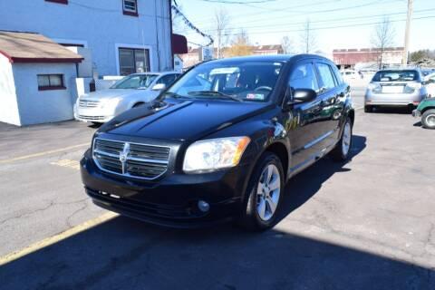 2011 Dodge Caliber for sale at L&J AUTO SALES in Birdsboro PA