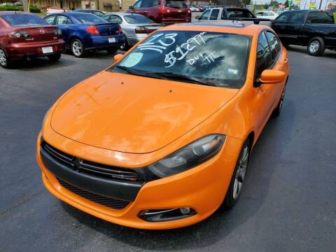 2013 Dodge Dart for sale at Rucker's Auto Sales Inc. in Nashville TN