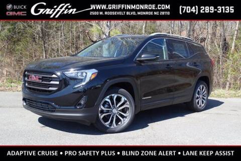 2021 GMC Terrain for sale at Griffin Buick GMC in Monroe NC