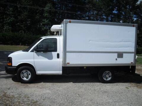 2011 Chevrolet Express Cutaway for sale at Vehicle Sales & Leasing Inc. in Cumming GA