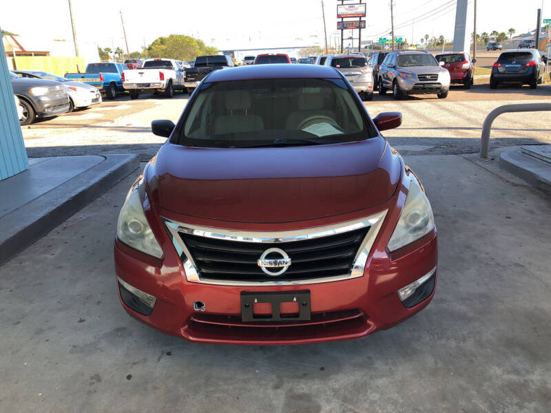 2014 Nissan Altima for sale at Max Motors in Corpus Christi TX