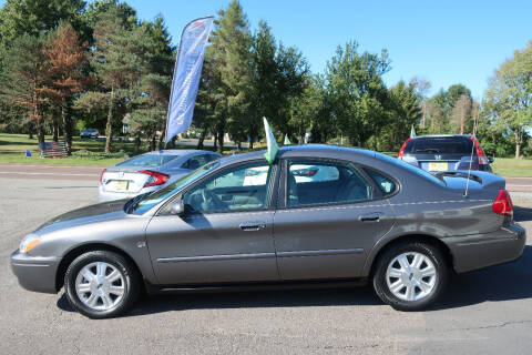 2004 Ford Taurus for sale at GEG Automotive in Gilbertsville PA