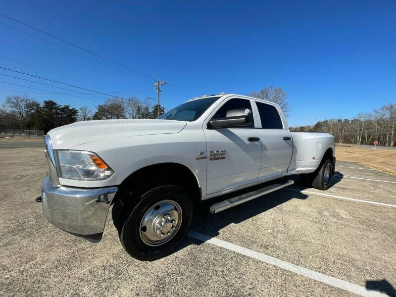 2013 RAM Ram Pickup 3500 for sale at Priority One Auto Sales in Stokesdale NC