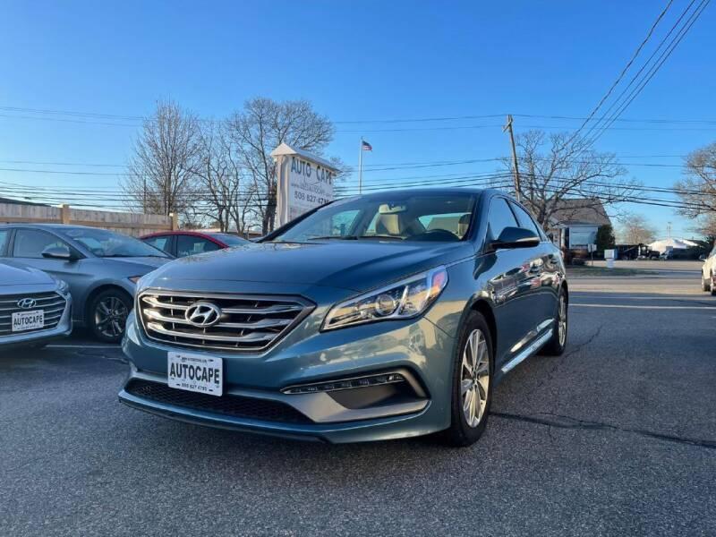 2015 Hyundai Sonata for sale at Auto Cape in Hyannis MA