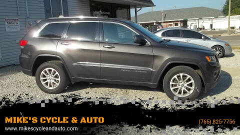 2014 Jeep Grand Cherokee for sale at MIKE'S CYCLE & AUTO - Mikes Cycle and Auto (Liberty) in Liberty IN