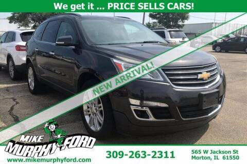 2014 Chevrolet Traverse for sale at Mike Murphy Ford in Morton IL