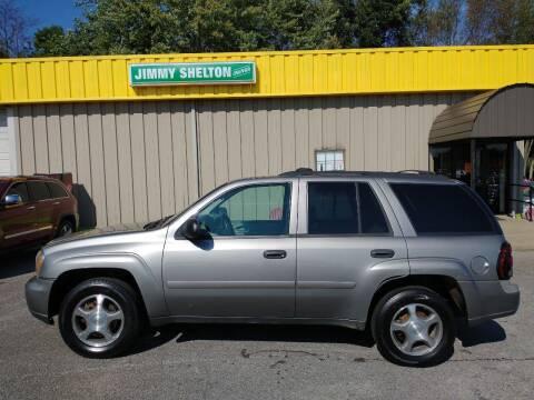 2008 Chevrolet TrailBlazer for sale at Space & Rocket Auto Sales in Meridianville AL