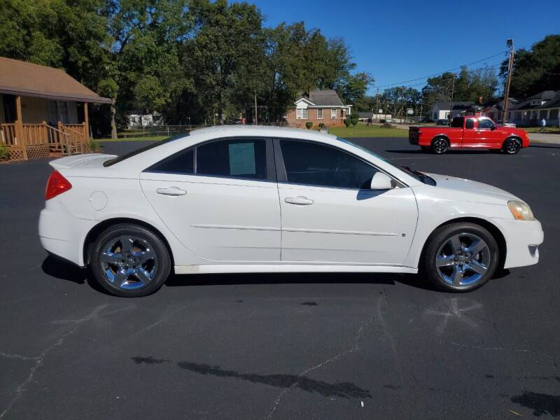 2010 Pontiac G6 for sale at A-1 Auto Sales in Anderson SC
