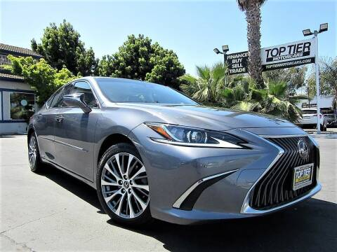 2019 Lexus ES 300h for sale at Top Tier Motorcars in San Jose CA