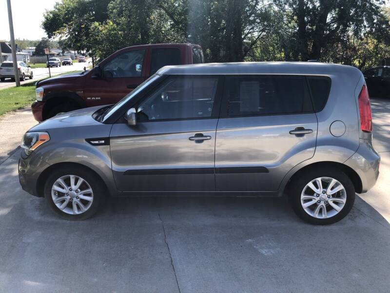 2013 Kia Soul for sale at 6th Street Auto Sales in Marshalltown IA