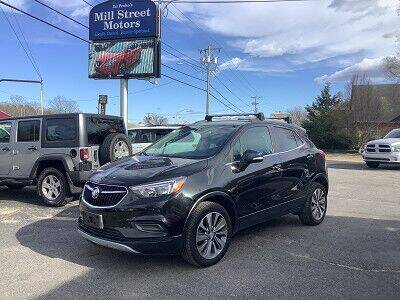 2019 Buick Encore for sale at Mill Street Motors in Worcester MA