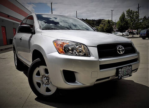 2011 Toyota RAV4 for sale at A1 Group Inc in Portland OR