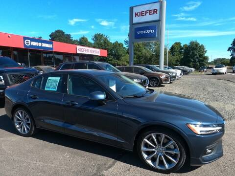 2021 Volvo S60 for sale at Kiefer Nissan Budget Lot in Albany OR