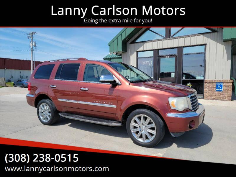 2007 Chrysler Aspen for sale at Lanny Carlson Motors in Kearney NE