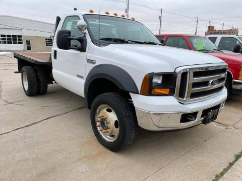 2006 Ford F-450 Super Duty for sale at Paul Spady Motors INC in Hastings NE