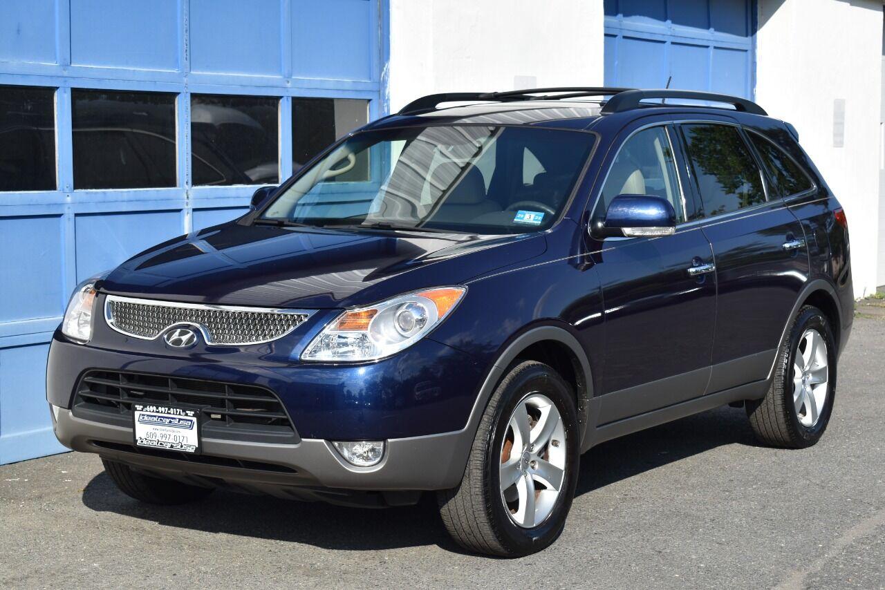 2011 Hyundai Veracruz Limited AWD 4dr Crossover