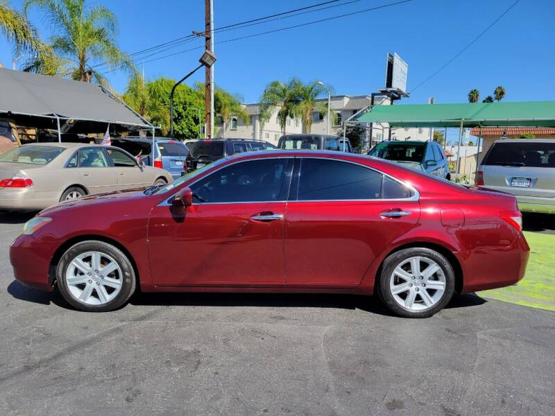 2007 Lexus ES 350 for sale at Pauls Auto in Whittier CA
