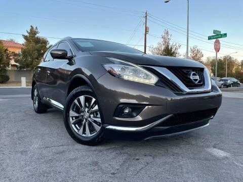 2015 Nissan Murano for sale at Boktor Motors in Las Vegas NV