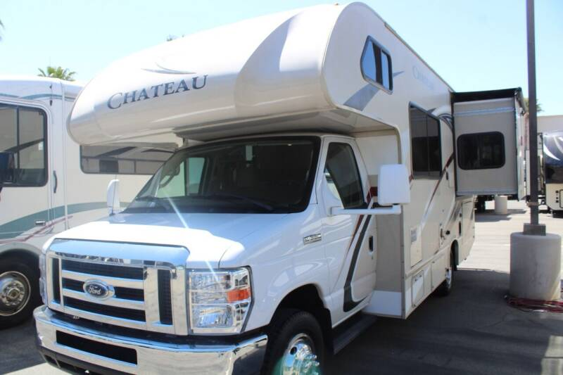 2018 Thor Industries Chateau 22BGM3500 for sale at Rancho Santa Margarita RV in Rancho Santa Margarita CA