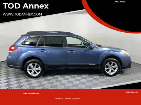 2014 Subaru Outback for sale at TOD Annex in North Dartmouth MA