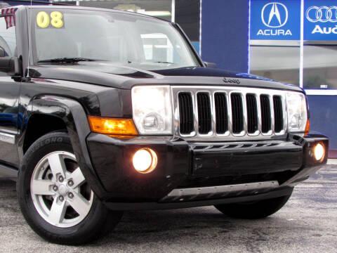 2008 Jeep Commander for sale at Orlando Auto Connect in Orlando FL