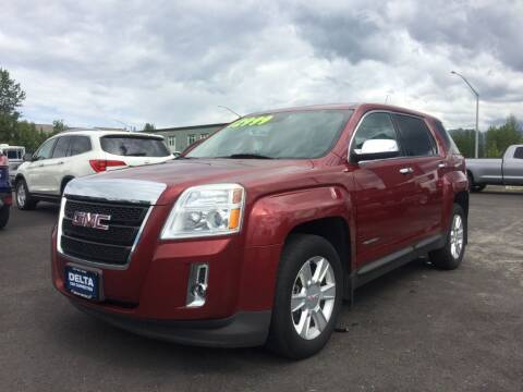 2012 GMC Terrain for sale at Delta Car Connection LLC in Anchorage AK