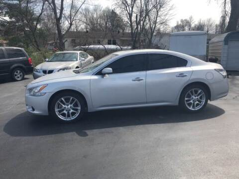 2014 Nissan Maxima for sale at County Seat Motors East in Union MO
