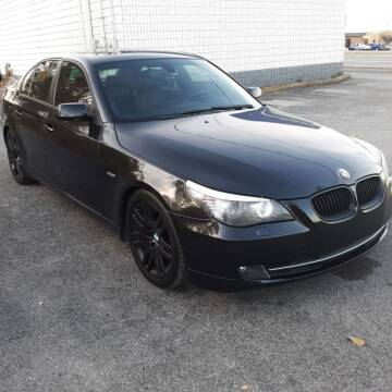 2008 BMW 5 Series for sale at 1A Auto Mart Inc in Smyrna TN