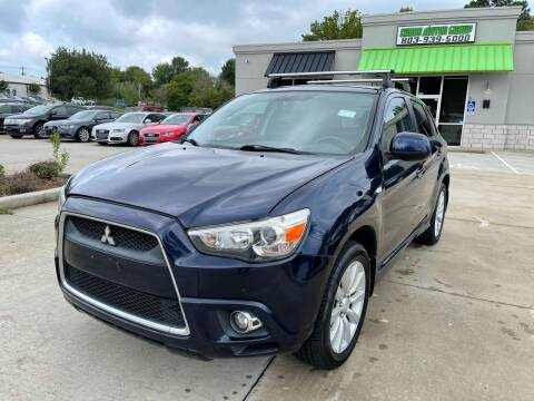 2011 Mitsubishi Outlander Sport for sale at Cross Motor Group in Rock Hill SC