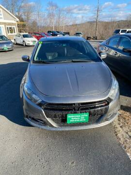 2013 Dodge Dart for sale at Mascoma Auto INC in Canaan NH
