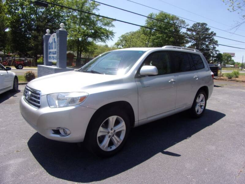 2010 Toyota Highlander for sale at Good To Go Auto Sales in Mcdonough GA