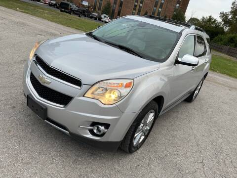 2011 Chevrolet Equinox for sale at Supreme Auto Gallery LLC in Kansas City MO