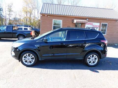 2018 Ford Escape for sale at Super Cars Direct in Kernersville NC