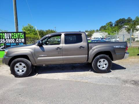 2014 Toyota Tacoma for sale at AutoBuyCenter.com in Summerville SC