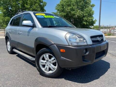 2007 Hyundai Tucson for sale at UNITED Automotive in Denver CO