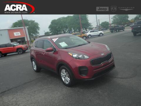 2019 Kia Sportage for sale at BuyRight Auto in Greensburg IN