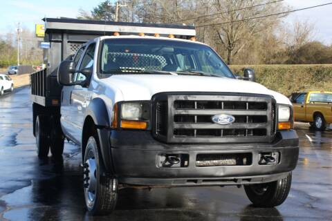 2006 Ford F-450 Super Duty for sale at Baldwin Automotive LLC in Greenville SC