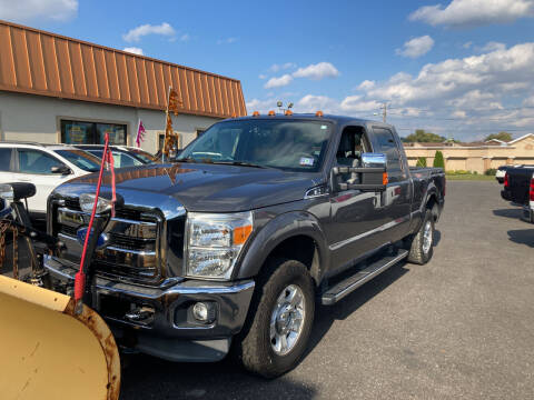 2011 Ford F-250 Super Duty for sale at Majestic Automotive Group in Cinnaminson NJ
