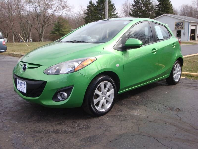 2011 Mazda MAZDA2 for sale at Jay's Auto Sales Inc in Wadsworth OH
