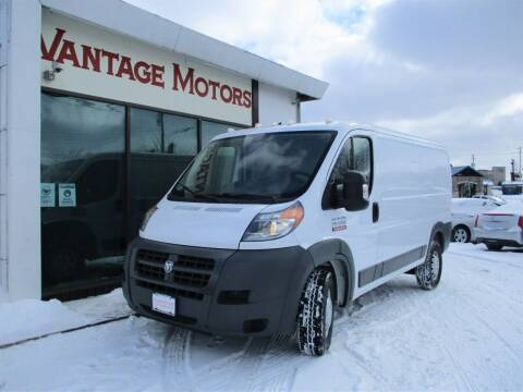 2017 RAM ProMaster Cargo for sale at Vantage Motors LLC in Raytown MO