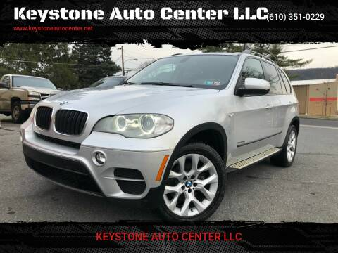 2012 BMW X5 for sale at Keystone Auto Center LLC in Allentown PA