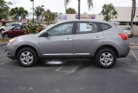 2013 Nissan Rogue for sale at MIKE AHWAZI in Santa Ana CA
