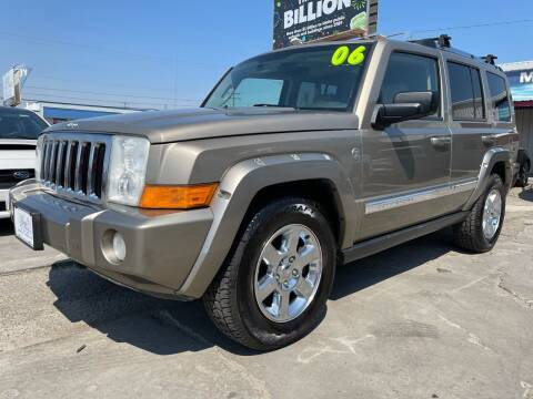 2006 Jeep Commander for sale at MAGIC AUTO SALES, LLC in Nampa ID