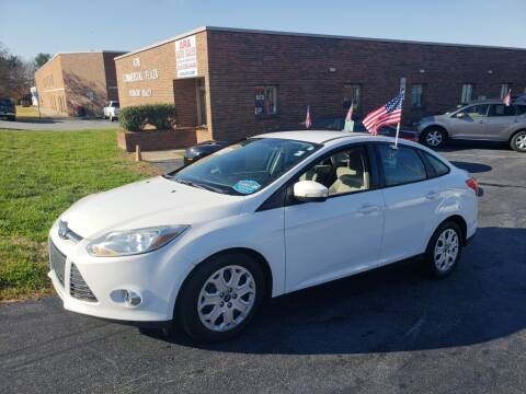 2012 Ford Focus for sale at ARA Auto Sales in Winston-Salem NC