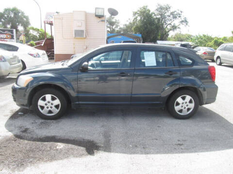 2007 Dodge Caliber for sale at Orlando Auto Motors INC in Orlando FL