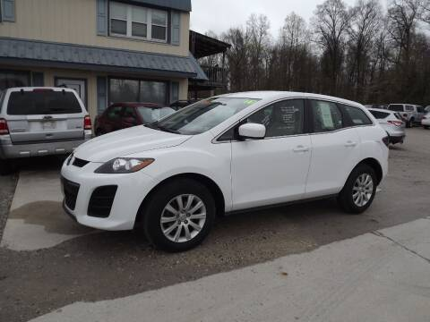 2011 Mazda CX-7 for sale at Country Side Auto Sales in East Berlin PA