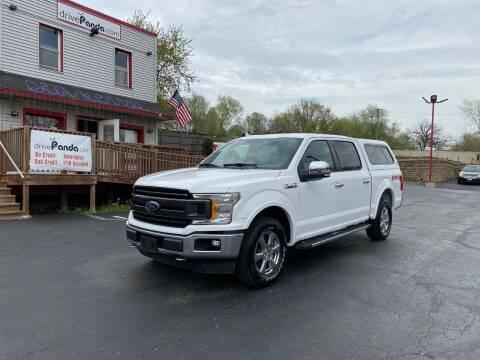 2018 Ford F-150 for sale at DrivePanda.com Joliet in Joliet IL
